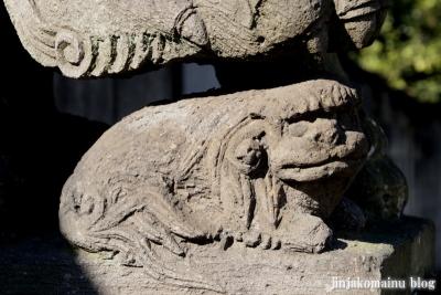 氷川神社(上尾市地頭方)22