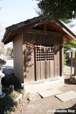 氷川神社(上尾市地頭方)6