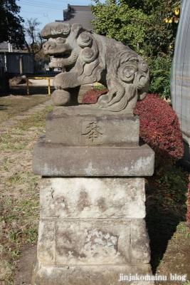 氷川神社(上尾市地頭方)12