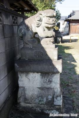 氷川神社(上尾市地頭方)16