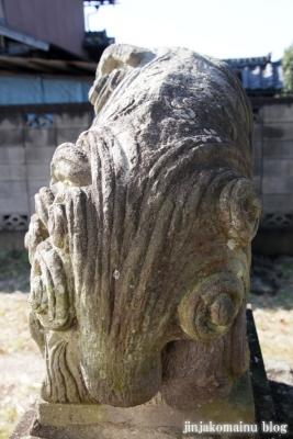 氷川神社(上尾市地頭方)15