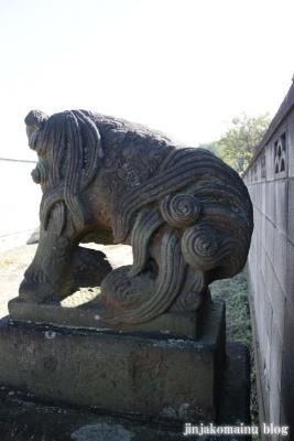 氷川神社(上尾市地頭方)19