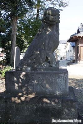 氷川神社(上尾市地頭方)28