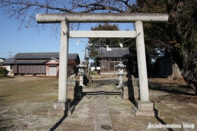 愛宕神社(上尾市堤崎)2