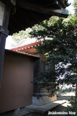 愛宕神社(上尾市堤崎)8