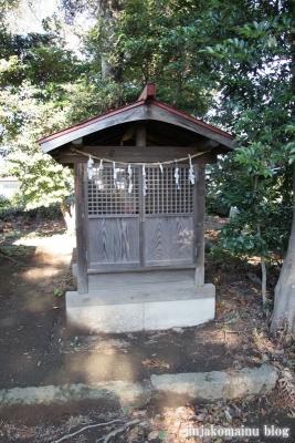 愛宕神社(上尾市堤崎)9