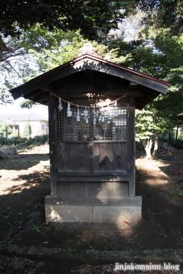 愛宕神社(上尾市堤崎)10