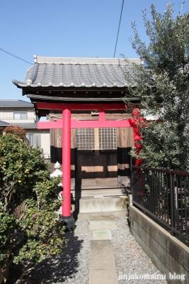 稲荷神社(上尾市堤崎)4