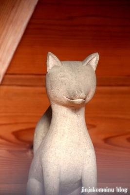 稲荷神社(上尾市堤崎)5
