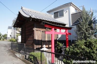 稲荷神社(上尾市堤崎)7