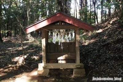 浅間神社(上尾市戸崎)9