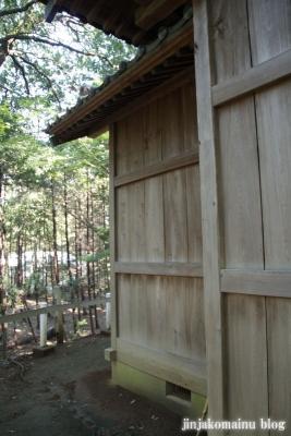 浅間神社(上尾市戸崎)6