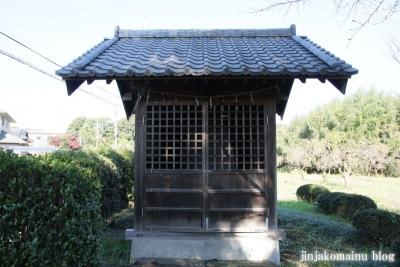 御嶽神社(上尾市戸崎)8