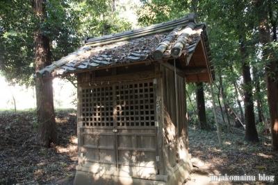 大鷲神社(上尾市戸崎)5