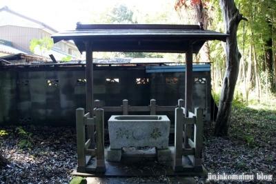 氷川神社(上尾市戸崎)4