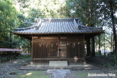 氷川神社(上尾市戸崎)5