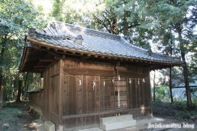 氷川神社(上尾市戸崎)6