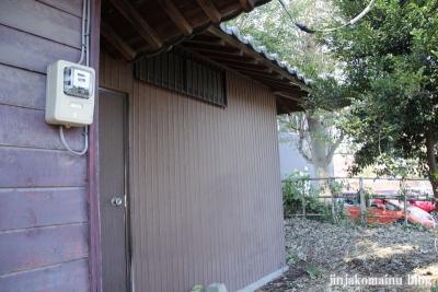 稲荷神社(さいたま市北区別所町)10