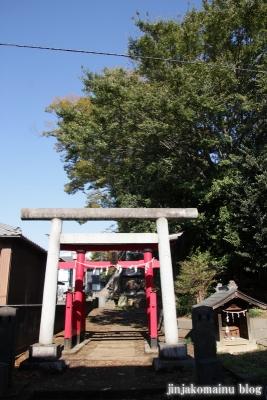 稲荷神社(さいたま市北区別所町)1