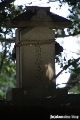 稲荷神社(さいたま市北区別所町)17