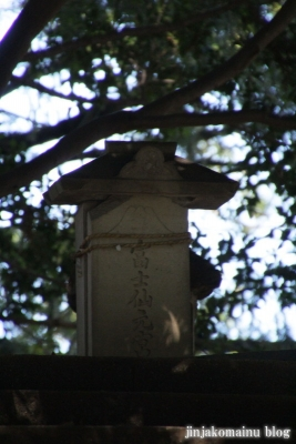 稲荷神社(さいたま市北区別所町)15