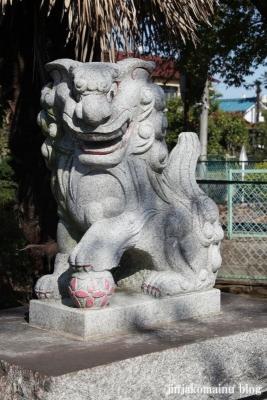 武国神社(さいたま市北区奈良町)2