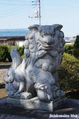 武国神社(さいたま市北区奈良町)3