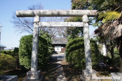 武国神社(さいたま市北区奈良町)4