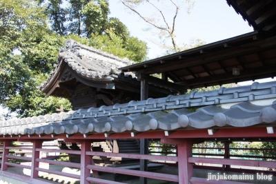 武国神社(さいたま市北区奈良町)10