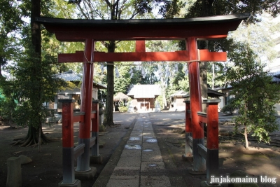 加茂神社(さいたま市北区宮原町)7
