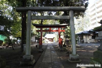 加茂神社(さいたま市北区宮原町)6
