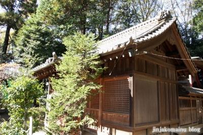 加茂神社(さいたま市北区宮原町)14