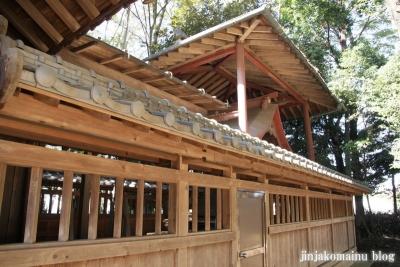 加茂神社(さいたま市北区宮原町)15