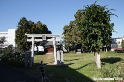 氷川神社(さいたま市北区今羽町)1