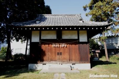 氷川神社(さいたま市北区今羽町)5