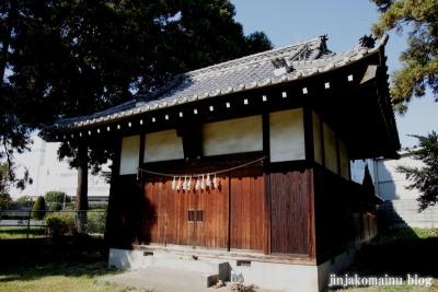 氷川神社(さいたま市北区今羽町)7