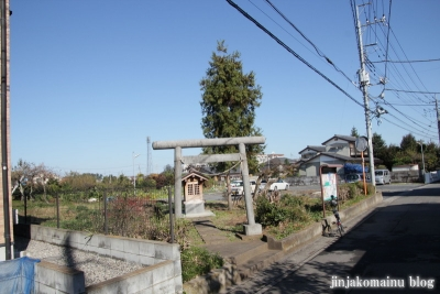 春日社(さいたま市北区今羽町)1