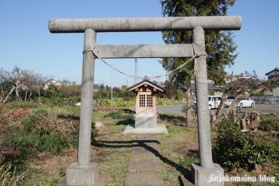 春日社(さいたま市北区今羽町)2