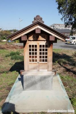 春日社(さいたま市北区今羽町)3
