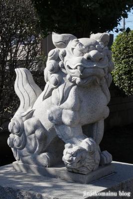 本郷神社(さいたま市北区本郷町)5