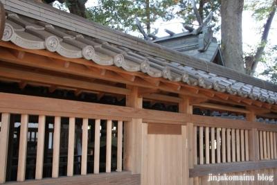 本郷神社(さいたま市北区本郷町)12