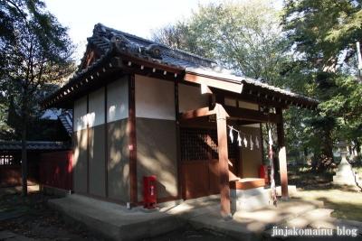 氷川神社(さいたま市見沼区東大宮)12