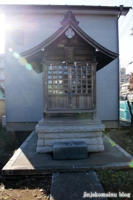 石上神社(さいたま市北区東大成町)5