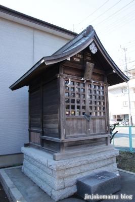 石上神社(さいたま市北区東大成町)7