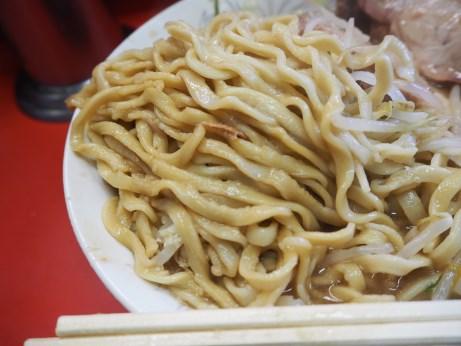 161216_三田本店_麺
