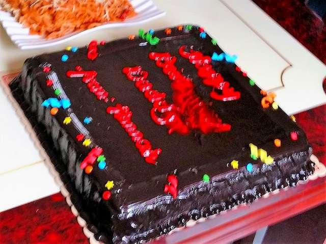 ハナからのケーキ
