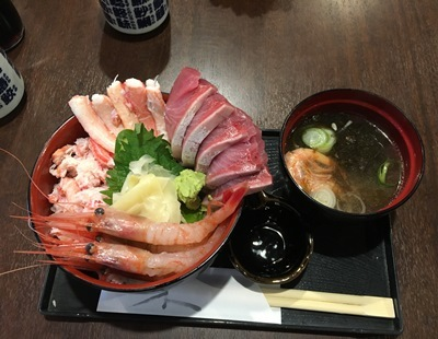 20170202海鮮丼