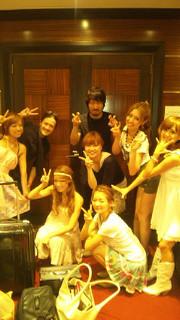 Keen London+Tokyo-ハウスネイションダンサーズ × PARADISO