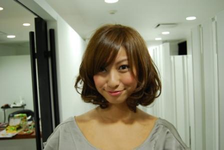 Keen London+Tokyo-家城麻依子さん PARADISO