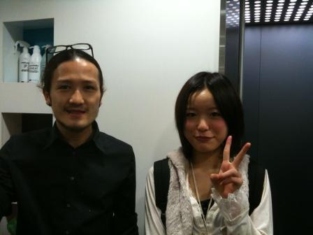 Keen London+Tokyo-PARADISO Junya Saito